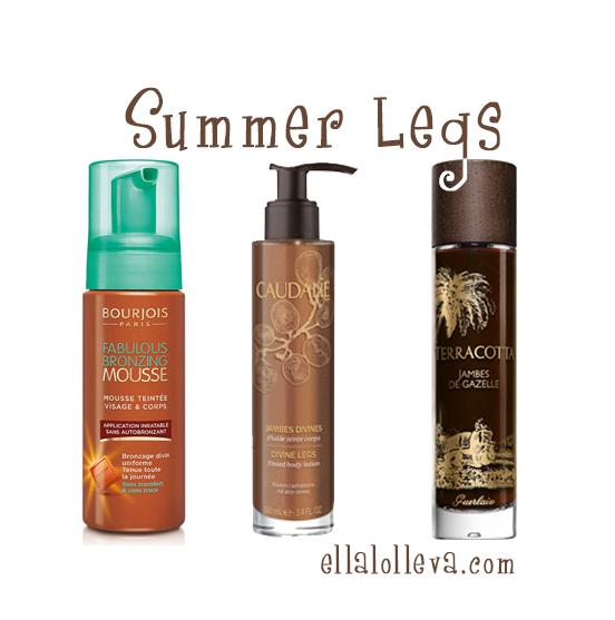PIERNAS PERFECTAS_ summer legs