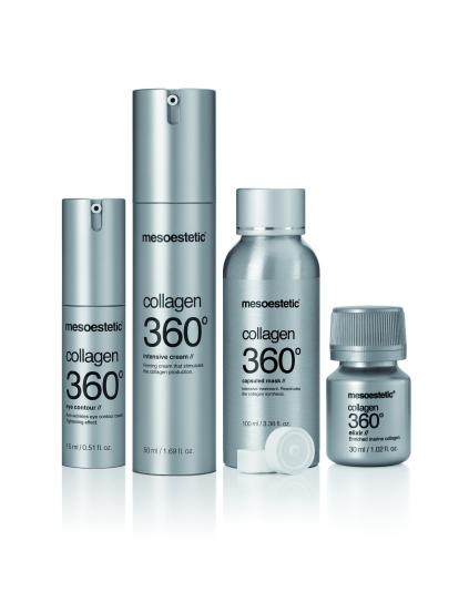linea collagen_360 de mesoestetic