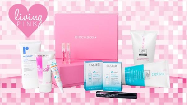 birchbox pink