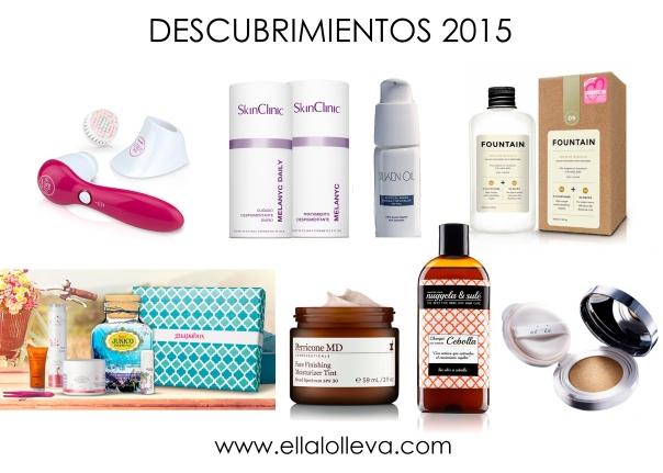 descubrimientos beauty 2015